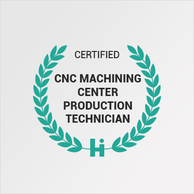 CNC Machining Center Production Technician