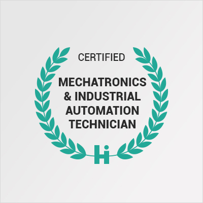 Mechatronics & Industrial Automation Technician